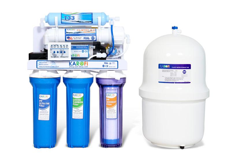 Khi chọn mua máy lọc nước, người tiêu dùng nên tìm hiểu thông tin về nguồn gốc của sản phẩm