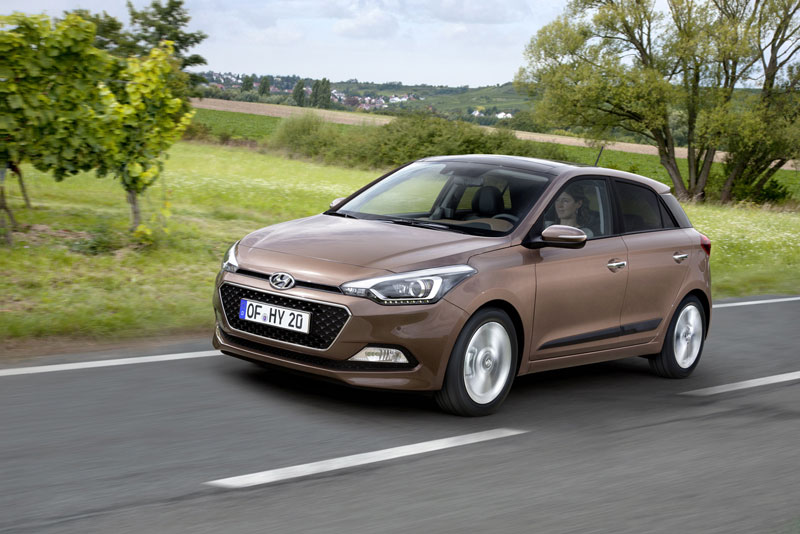 Mua xe ô tô giá rẻ Hyundai i20 thế hệ mới ở Việt Nam chỉ với giá trên 500 triệu đồng