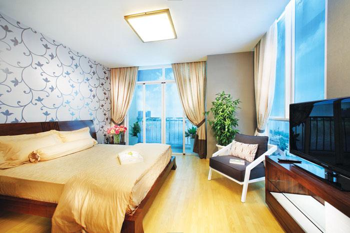Mua nhà chung cư quận Bình Thạnh là nhu cầu của nhiều khách hàng trong thời điểm cuối năm 2014
