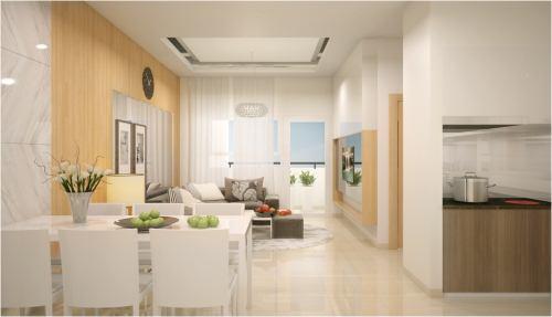 Mua nhà chung cư quận Bình Thạnh tại khu căn hộ chung cư cao cấp Sài Gòn Land