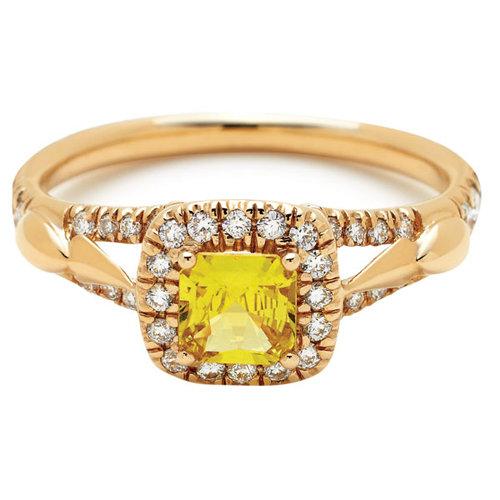 Chọn mua nhẫn cưới hợp phong thủy cho người tuổi Kim