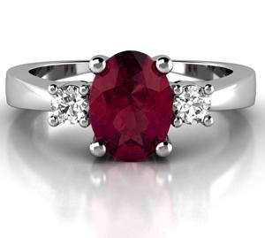 Chọn mua nhẫn cưới hợp phong thủy cho người mệnh Hỏa