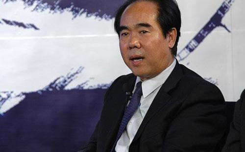 Quan tham nhũng Trung Quốc Fan Zhong, cựu lãnh đạo tập đoàn Dongfeng