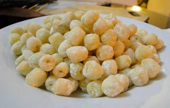 Sản phẩm mứt hạt sen thơm ngon và an toàn