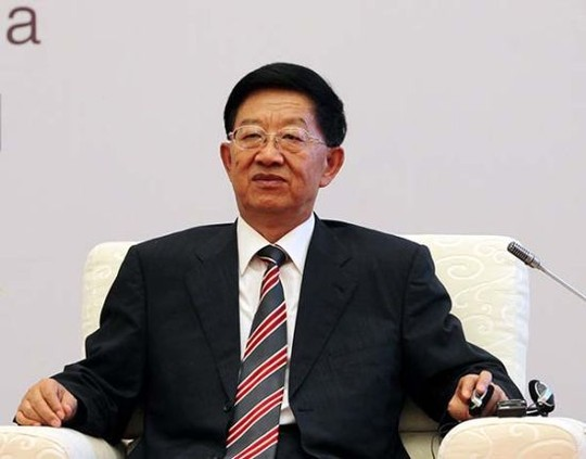 Ông Bạch Ân Bồi là quan chức tỉnh cao cấp thứ 23 bị 'ngã ngựa' trong cuộc chiến chống nạn tham nhũng ở Trung Quốc