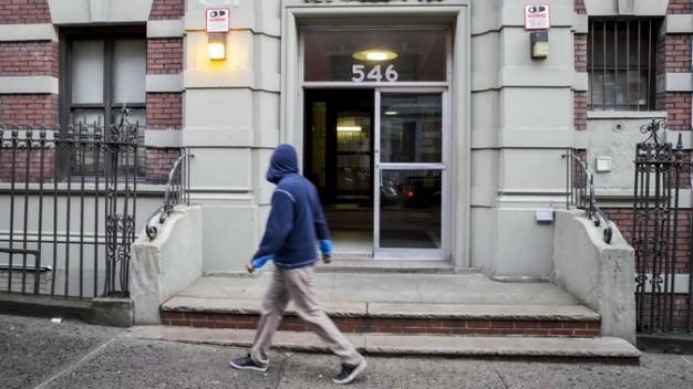 Tòa nhà nơi bác sĩ Craig Spencer, bệnh nhân nhiễm Ebola đầu tiên ở Manhattan, New York sinh sống