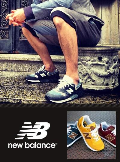 Giày New Balance nổi tiếng trẻ trung