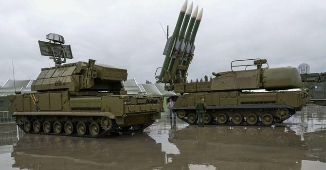 Hàng loạt vũ khí quân sự hiện đại của Nga đang được trưng bày tại Diễn đàn công nghệ quân sự Army – 2015