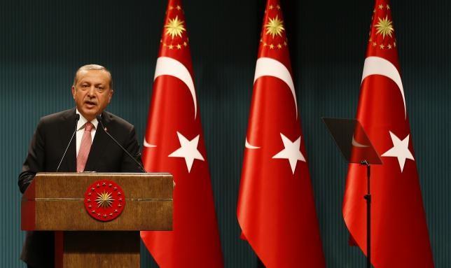 Quốc hội Thổ Nhĩ Kỳ đã chính thức thông qua tình trạng khẩn cấp 3 tháng