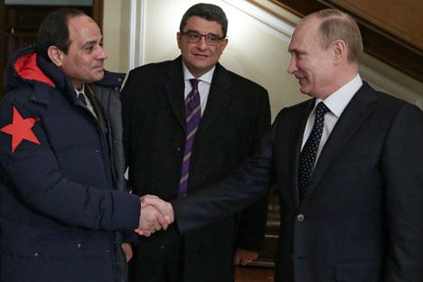 Tập đoàn Rosatom, Nga sẽ xây dựng nhà máy điện hạt nhân đầu tiên ở Ai Cập