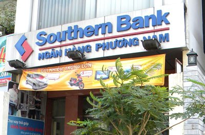 Ngân hàng Phương Nam ( Southern Bank) gây thất vọng với hoạt động Kinh doanh yếu kém