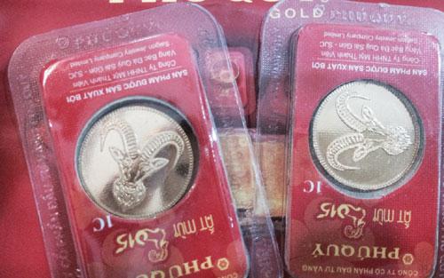 Thị trường kim loại quý sẽ có phiên giao dịch sôi động vào ngày vía Thần Tài năm nay