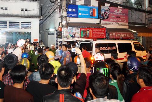 Nghệ sĩ Đỗ Linh đã bị sát hại tại phòng trọ vào tối ngày 26/1