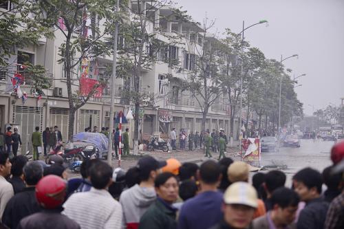 Vụ nổ kinh hoàng ở Hà Đông: Hà Nội khắc phục hậu quả khẩn cấp
