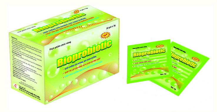 Công ty Cổ phần thương mại Dược phẩm quốc tế Á Châu cũng bị phạt vì sản xuất và bán thực phẩm chức năng Cốm vi sinh Bioprobiotic New không phù hợp với công bố chất lượng