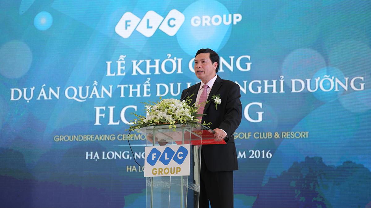 FLC Hạ Long chính thức khởi công