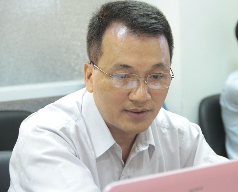 Ông Nguyễn Hùng Điệp - Vụ trưởng Vụ Đo lường