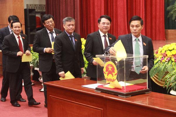 Tân Chủ tịch UBND thành phố Hải Phòng là ai?