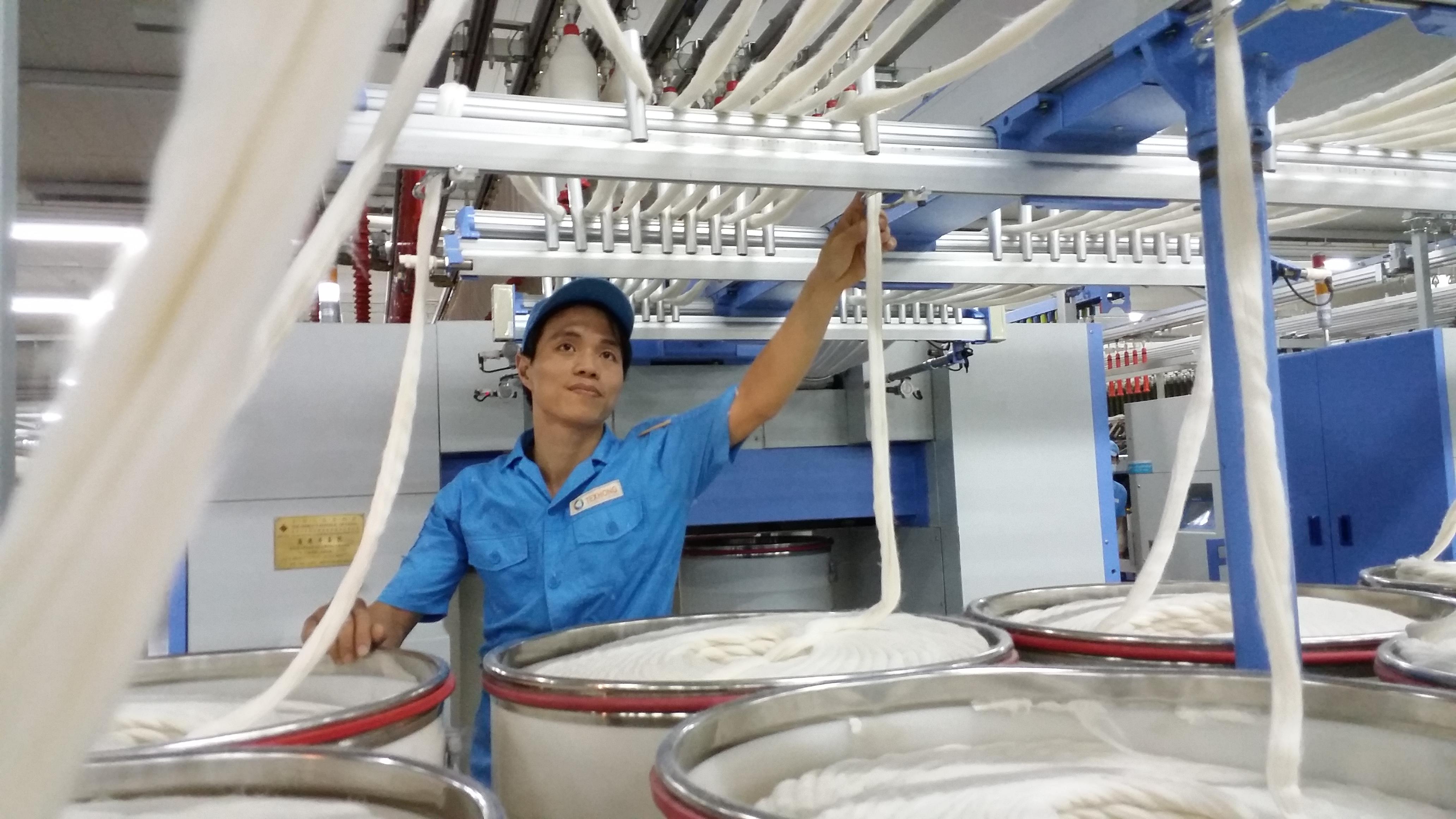 Năng suất lao động Việt Nam đang 'tụt dốc'