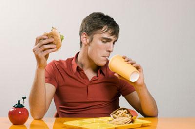 Món rán làm giảm hormone nam