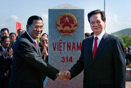Vấn đề biên giới với Campuchia: '26 mảnh bản đồ Bonne hoàn toàn tin cậy'