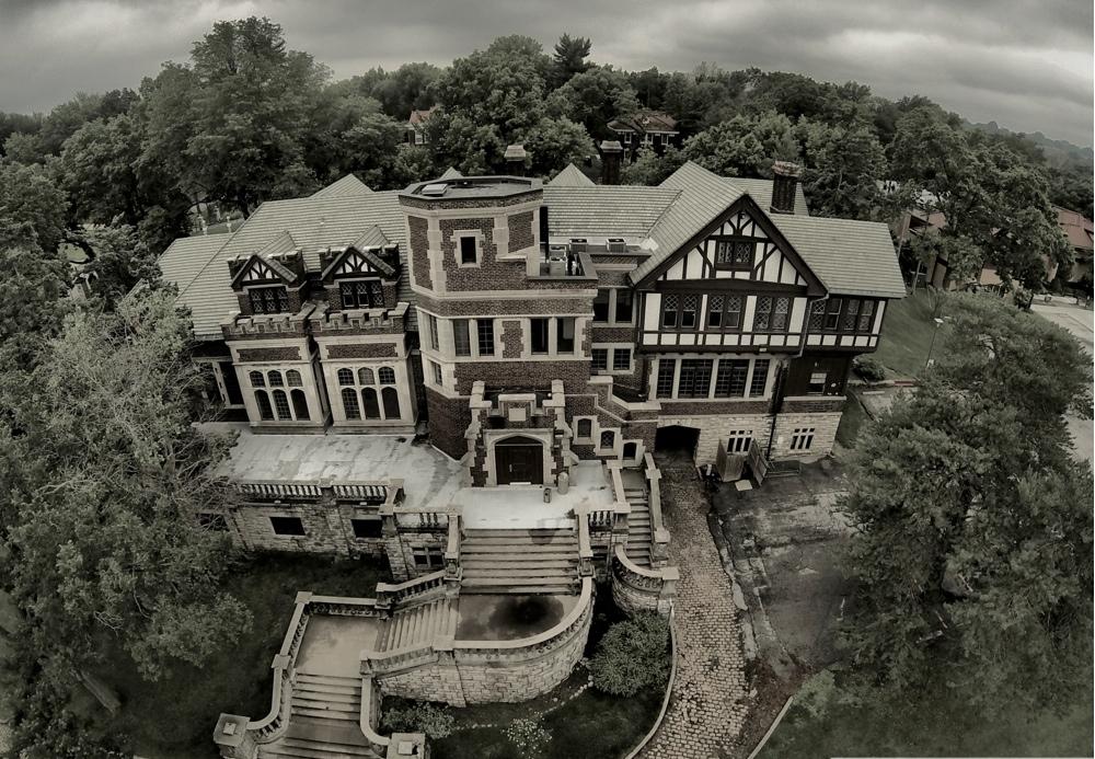 Căn nhà Epperson là một trong những ngôi nhà bị ma ám nổi tiếng nhất khu vực