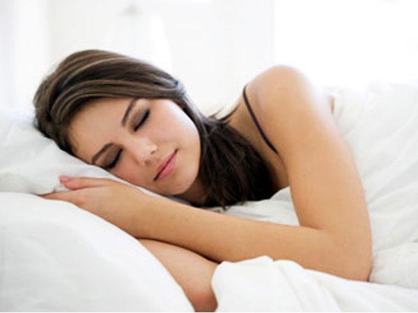 Ngủ sau khi ăn