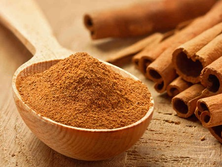 Ngừa ung thư dễ dàng từ quế và các sản phẩm có chứa hương vị quế