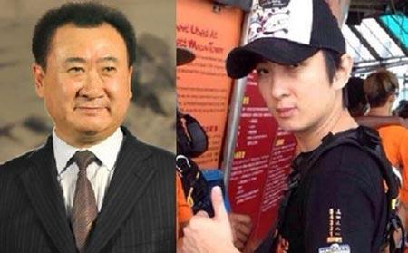 Wang Jianlin, người giàu nhất châu Á lên tiếng bảo vệ con trai mình