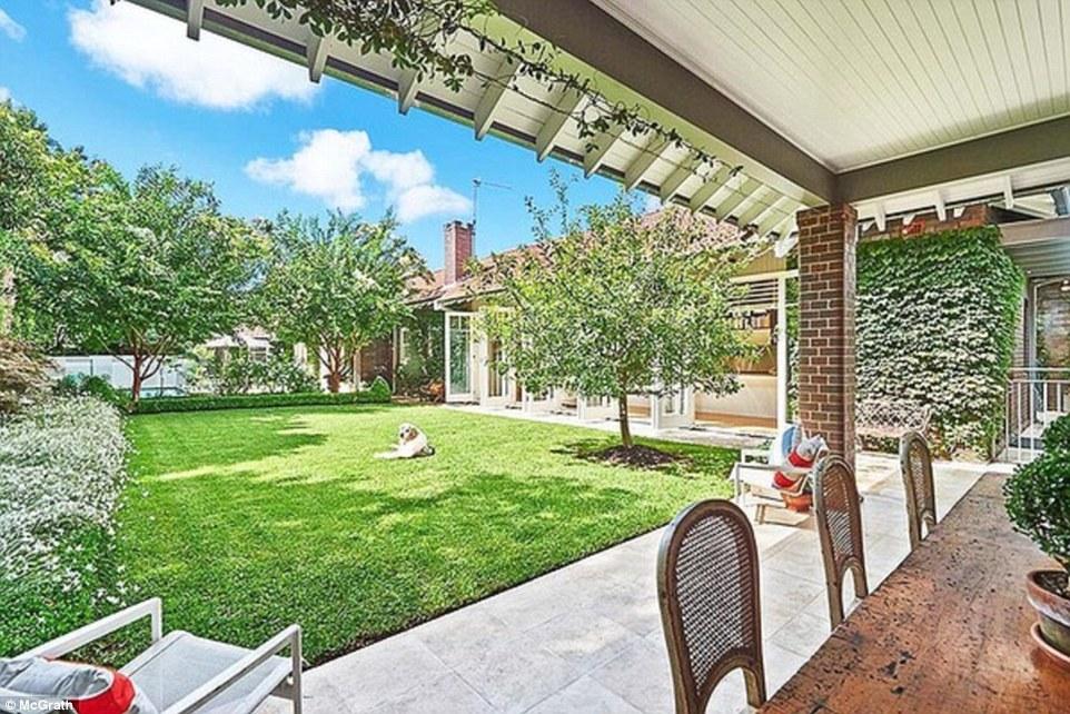 Tỷ phú Cannon đã chi 12 triệu USD để xây dựng biệt thự Breelin trên đường Lang, phía Đông Sydney
