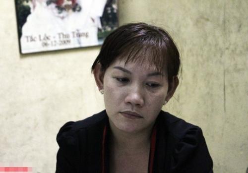 Chị Phượng vẫn còn sợ hãi khi kể lại nghi án bắt cóc trẻ em giữa phố phường Sài Gòn