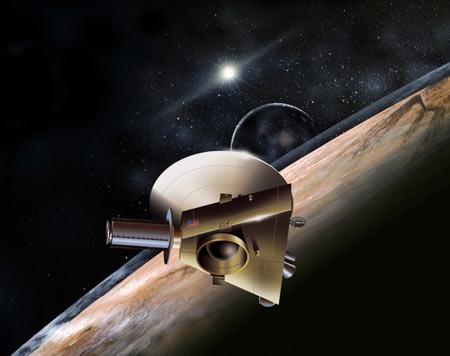 Tàu vũ trụ NASA phát thông điệp lịch sử cho người ngoài hành tinh trên cuộc hành trình khám phá sao Diêm Vương