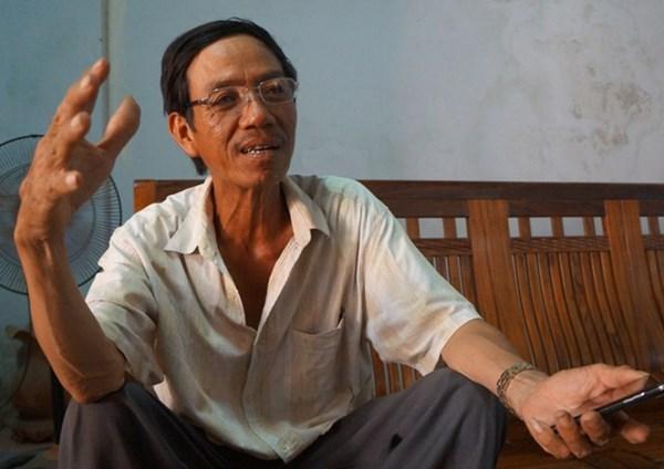 người câu được thủy quái Đà Nẵng là tay câu Nguyễn Văn Ánh