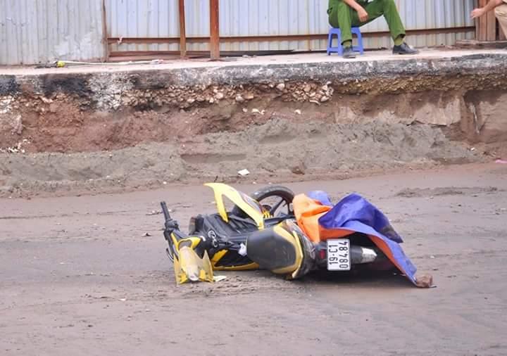 Người tử nạn ở cầu cạn vành đai 2