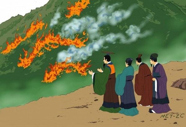 Tết Hàn thực: Câu chuyện về sự hối hận muộn màng của đức vua
