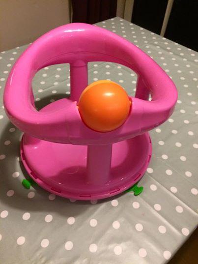 Chiếc ghế tắm cho bé khiến một bé gái 7 tháng tuổi ở Anh suýt chết đuối là một sản phẩm từ thương hiệu Safty 1st nổi tiếng