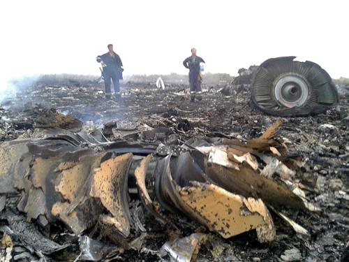 Nguyên nhân máy bay Malaysia MH17 rơi sẽ là nhân tố quan trọng quyết định tương lai của khủng hoảng Ukraine