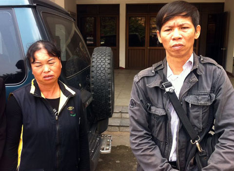 Nguyễn Thanh Chấn yêu cầu gia đình phải được trả công, khen thưởng tương xứng với thành tích tìm ra thủ phạm