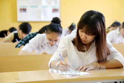Thi trắc nghiệm môn toán được cho là chưa phù hợp ở Việt Nam