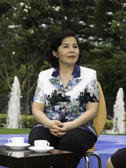 Bà Mai Kiều Liên, Tổng Giám đốc Vinamilk