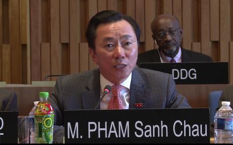 Ông Phạm Sanh Châu tranh cử Tổng Giám đốc UNESCO