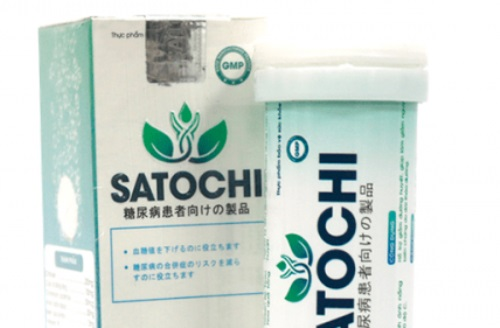 Thực phẩm bảo vệ sức khỏe Satochi quảng cáo lừa dối người dùng