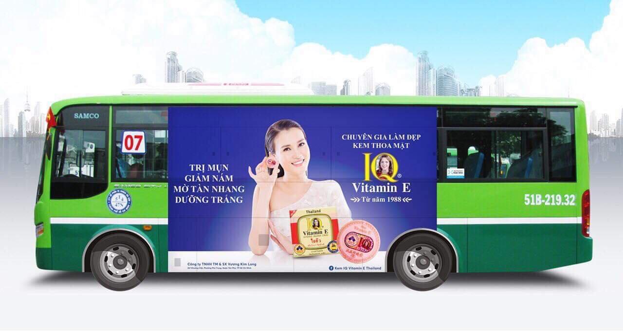 Hình ảnh quảng cáo phát tán tràn lan trên mạng xã hội gắn với sản phẩm mỹ phẩm của Công ty Vương Kim Long
