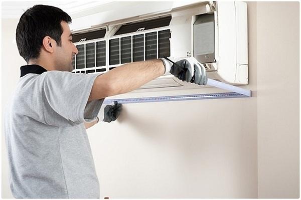 Trong quá trình sử dụng, có thể một vài con ốc vít trong điều hòa bị nới lỏng gây ra tiếng ồn.