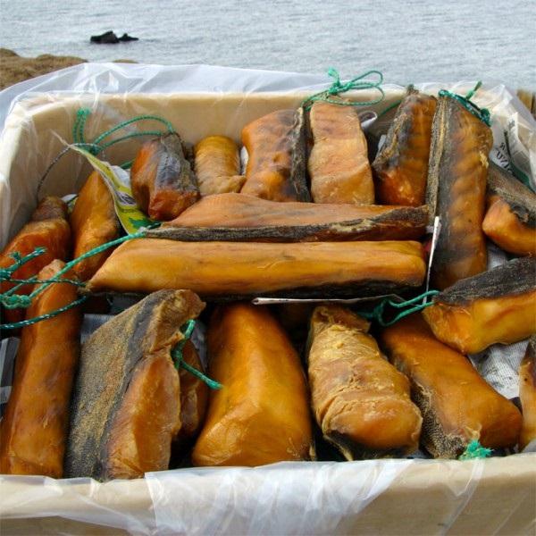 Hákarl là một trong những món ăn có mùi vị ''kinh dị'' bậc nhất thế giới.