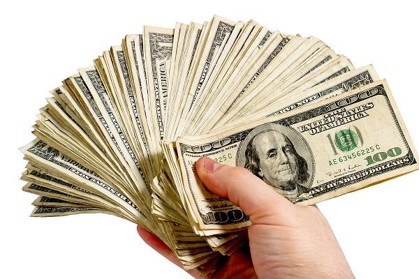 Người giàu luôn yêu thích sở hữu một lượng lớn tiền mặt.