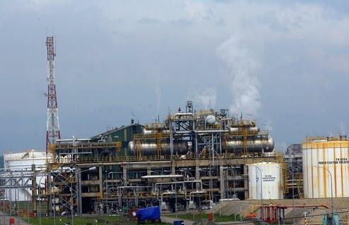 nhà máy lọc dầu Dung Quất, bơm 2 tỷ usd,phát triển kinh tế-xã hội, dầu khí