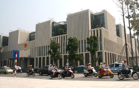 Phó Thủ tướng Hoàng Trung Hải vừa có ý kiến chỉ đạo để hoàn thiện, bàn giao chính thức toàn bộ công trình Nhà Quốc hội theo đúng kế hoạch.