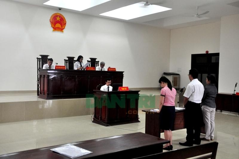 Phiên tòa xử trường hợp ông Lê Tuấn Anh do vi phạm hợp đồng Đề án 922 của thành phố Đà Nẵng