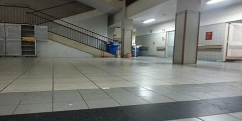 Nơi bệnh nhân bệnh viện Bạch Mai nhảy xuống
